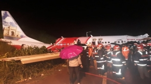 Hindistan'daki uçak kazasında ölü sayısı 16'ya, yaralı sayısı 123'e yükseldi