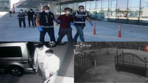 Konya'da Hurdacıyı döverek elektrikli motosikleti gasp eden kardeşler tutuklandı -Tıkla izle