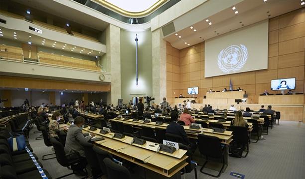 BMGK, ABD'nin İran'a yönelik silah ambargosunu uzatmayı reddetti