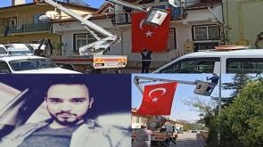 Trafik kazasında şehit olan  Konya'lı  polisin ailesine acı haber ulaştı