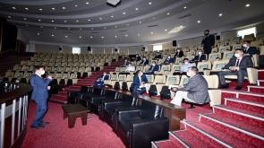 Karatay Belediyesinde yeni zabıta memurları göreve başladı