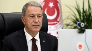Bakan Akar'dan Oruç Reis açıklaması: 'İhtiyaç çerçevesinde gerekli refakat ve korumayı sağlayacağız'