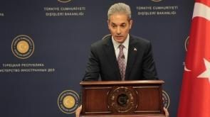 Dışişleri Bakanlığı Sözcüsü Aksoy'dan 'Yunan bakanın uçağı bekletildi' iddialarına cevap