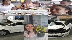 Konya'da Otomobil uçuruma yuvarlandı 12 yaşındaki Gizem hayatını kaybetti