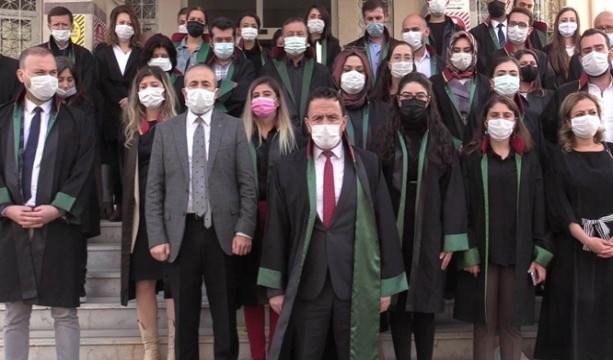 Konya Barosu avukat Asilcan Tuzcu'ya yapılan bıçaklı saldırıyı kınadı