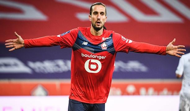 Yusuf Yazıcı, Fransa'da gollerine devam ediyor