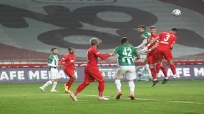 Konyaspor: 0 - Sivasspor: 1