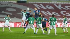 Konyaspor: 1 - Çaykur Rizespor: 1