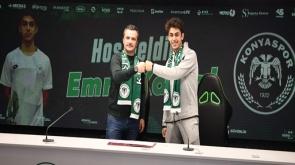İsmail Kartal'ın oğlu Konyaspor'a transfer oldu