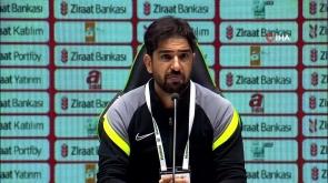 """Gaziantep FK Antrenörü Erdal Güneş: """"Artık bütün konsantrasyonumuzu lige vereceğiz"""""""