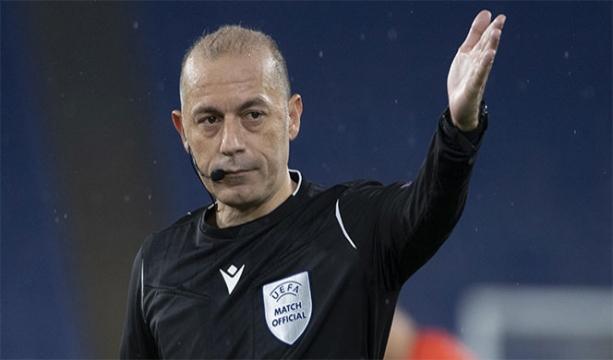 Beşiktaş - Galatasaray derbisini hakem Cüneyt Çakır yönetecek