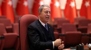 Milli Savunma Bakanı Akar'dan terörle mücadele ile ilgili önemli açıklamalar