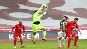 Konyaspor   0 - Gaziantep FK   0