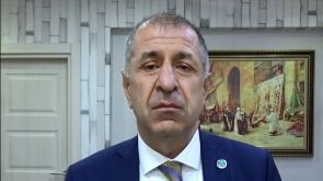Ümit Özdağ, FETÖ ilişkilerini gerekçe göstererek İYİ Parti'den istifa etti