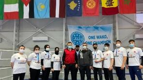 Meram Belediyespor Kıck Boks Avrupa Kupasına Damga Vurgu