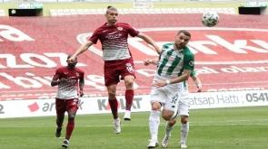 Konyaspor: 0 - Hatayspor: 0