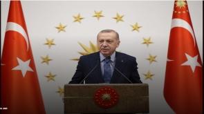 Cumhurbaşkanı Erdoğan, Avrupa şampiyonu milli güreşçi Rıza Kayaalp'i kutladı
