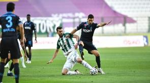 İttifak Holding Konyaspor : 1 Trabzonspor: 1