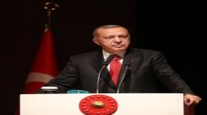 """Cumhurbaşkanı Erdoğan: """"Salgın sonrasında yeniden şekillenecek küresel sistemde ülkemizin hak ettiği yeri almasını sağlamakta kararlıyız"""""""