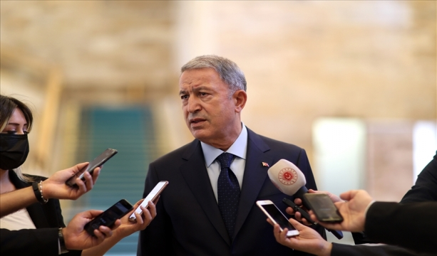 Millî Savunma Bakanı Hulusi Akar: Kandil'in Işıkları Söndü