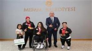 Milli Haltercilerden Tokyo Olimpiyatlarında Madalya Sözü