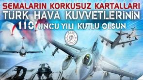 Millî Savunma Bakanı Hulusi Akar'ın Türk Hava Kuvvetlerinin Kuruluş Yıl Dönümü Mesajı
