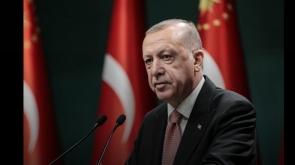 Cumhurbaşkanı Erdoğan, orman yangınlarının tamamen söndürülmesi için devletin tüm imkanlarıyla seferber olduğunu bildirdi