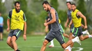 İttifak Holding Konyaspor D.G. Sivasspor maçı hazırlıkları başladı