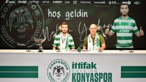 Nafican Yardımcı İttifak Holding Konyaspor'umuzda