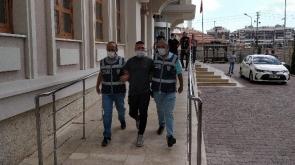Konya'da Kaçırılıp eski nişanlısını rahatsız ettiği gerekçesiyle hastanelik edildi