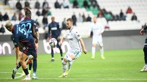 İttifak Holding Konyaspor 2 Trabzonspor: 2