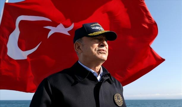 Millî Savunma Bakanı Hulusi Akar'ın Preveze Deniz Zaferi'nin Yıl Dönümü ve Deniz Kuvvetleri Günü Mesajı