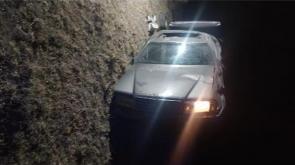 Konya'da otomobil şarampole devrildi 1 ölü