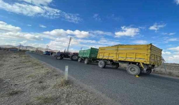 Konya'nın Ereğli ilçesinde Traktörden düşen çocuk hayatını kaybetti