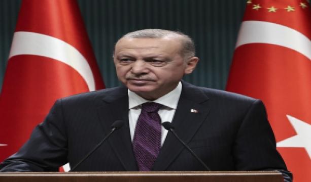 """Cumhurbaşkanı Erdoğan: """"İnsanı merkeze alan, güçlünün haklı olduğu değil haklının güçlü olduğu küresel bir düzen kurulana kadar mücadelemizi sürdüreceğiz"""""""