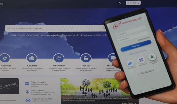E-devlet kapısında yeni hizmet: E-imza başvuruları yapılabilecek