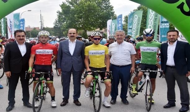 Uluslararası Mevlana Bisiklet Turu devam ediyor