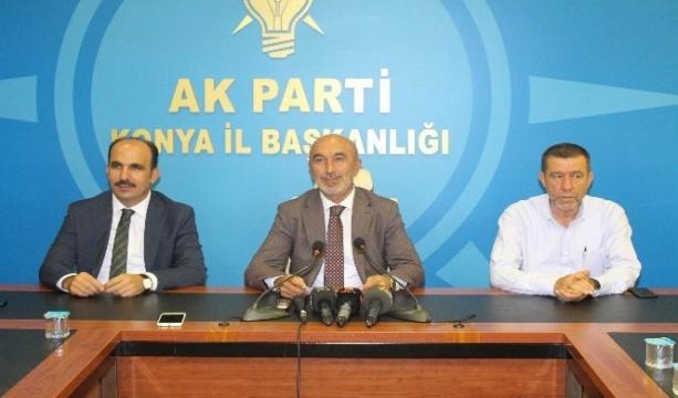 """Angı: """"Türkiye'yi lider ülke yapma hedefine kararlılıkla yürüyeceğiz"""