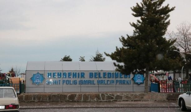 Konya'da görevi esnasında Şehit olan polis İsmail Yalçın'ın ismi parkta yaşatılacak