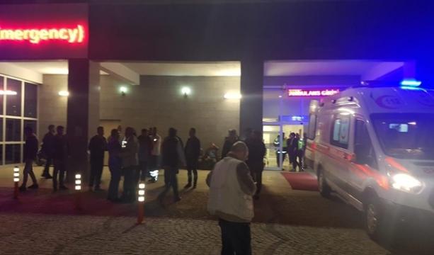 Konya'nın Doğanhisar İlçe Belediye Başkanı İhsan Öztoklu bıçaklı saldırıya uğradı.