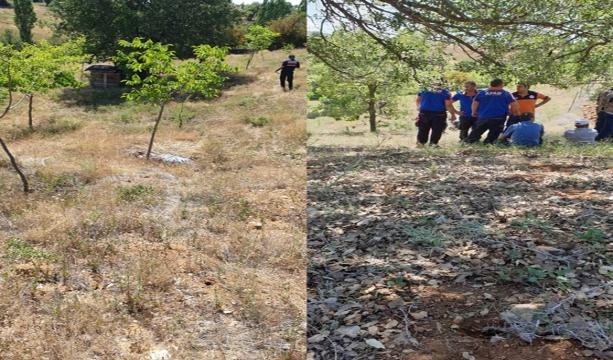 Konya'daHaber alınamayan çoban dağda ölü olarak bulundu