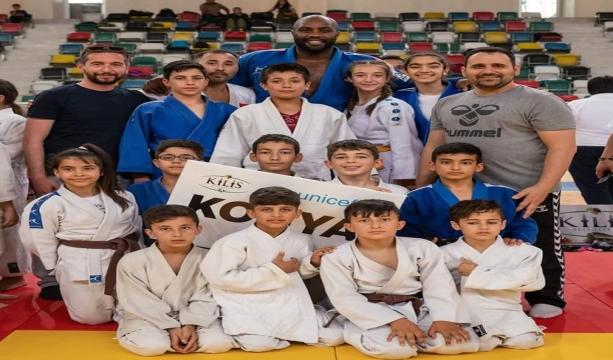 Konya Büyükşehir Belediyesporlu judocular 6 madalya kazandı