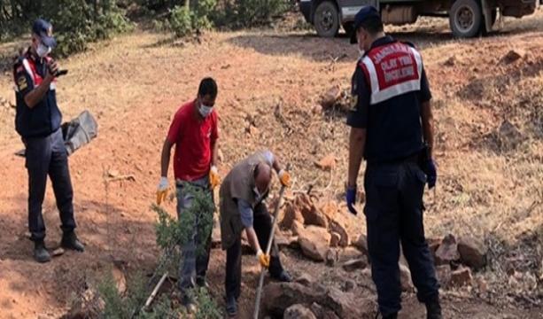 Konya'da Oğlu tarafından öldürülen kişinin cesedi bulundu