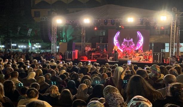 Hüyük Kültür, Sanat ve Gençlik Festivali'nde sanat şöleni yaşandı