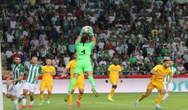 Konyaspor: 0 - MKE Ankaragücü: 0