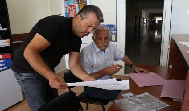 Konya'da 71 yaşında üniversiteli oldu