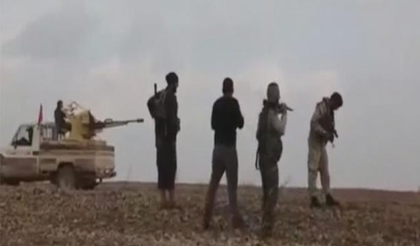 Tel Tamr'da SMO askerlerinin YPG'li teröristlerle çatışma anı görüntülendi - Tıkla izle -