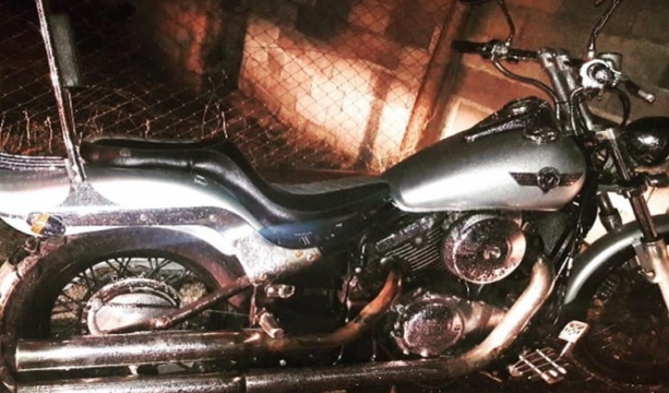 Konya'da motosiklet çalan şüpheliler yakalandı
