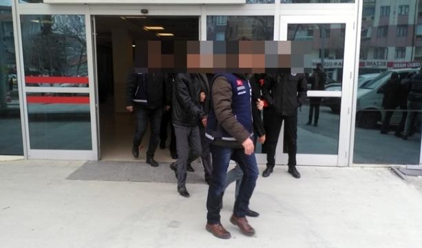 Konya'da Eğlence merkezinde  Hesap kavgasında 7 kişiyi yaralayan şüpheliler yakalandı