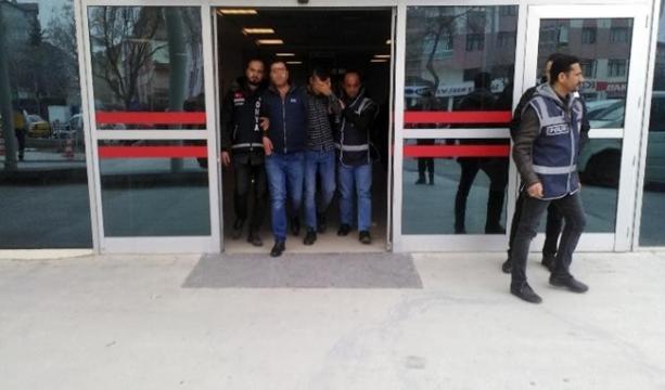 Konya'da Hesap kavgasında gözaltına alınan 6 şüpheliden 4'ü tutuklandı
